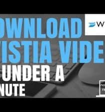download wistia video in under a minute